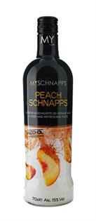 Marquette Peach Schnapps 1.00l - Case of 12